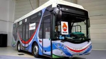 URSUS Bus electric